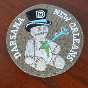 Darsana New Orleans Patch