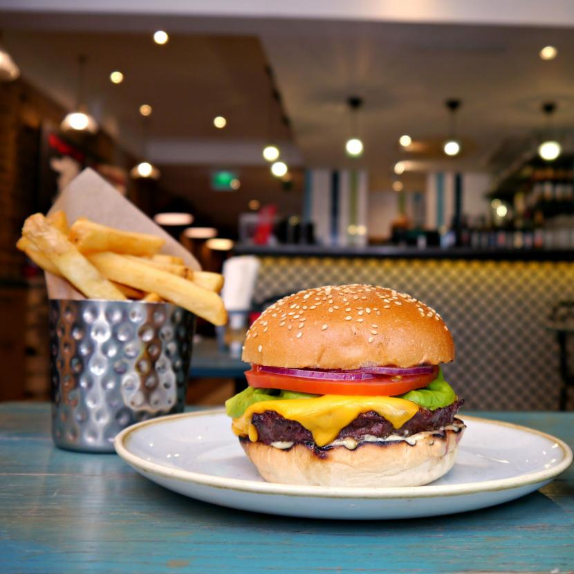 Gourmet Burger Kitchen  Bluewater Shopping  Retail