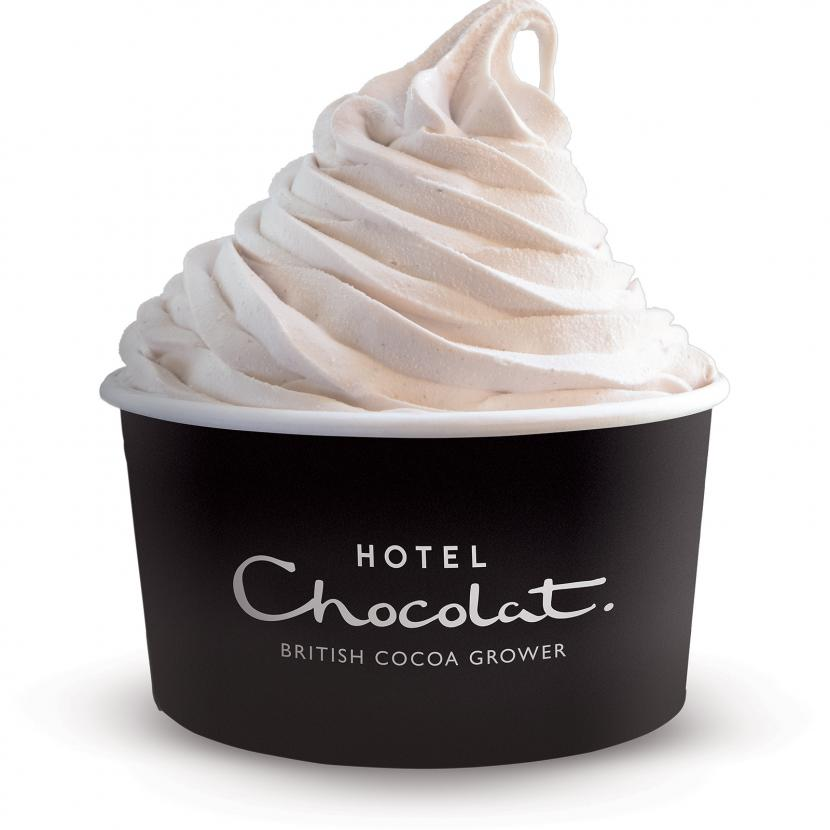 Hotel Chocolate Ice Cream