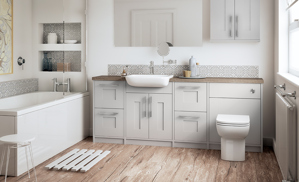 Bluewater Bathrooms And Kitchens  York Showroom