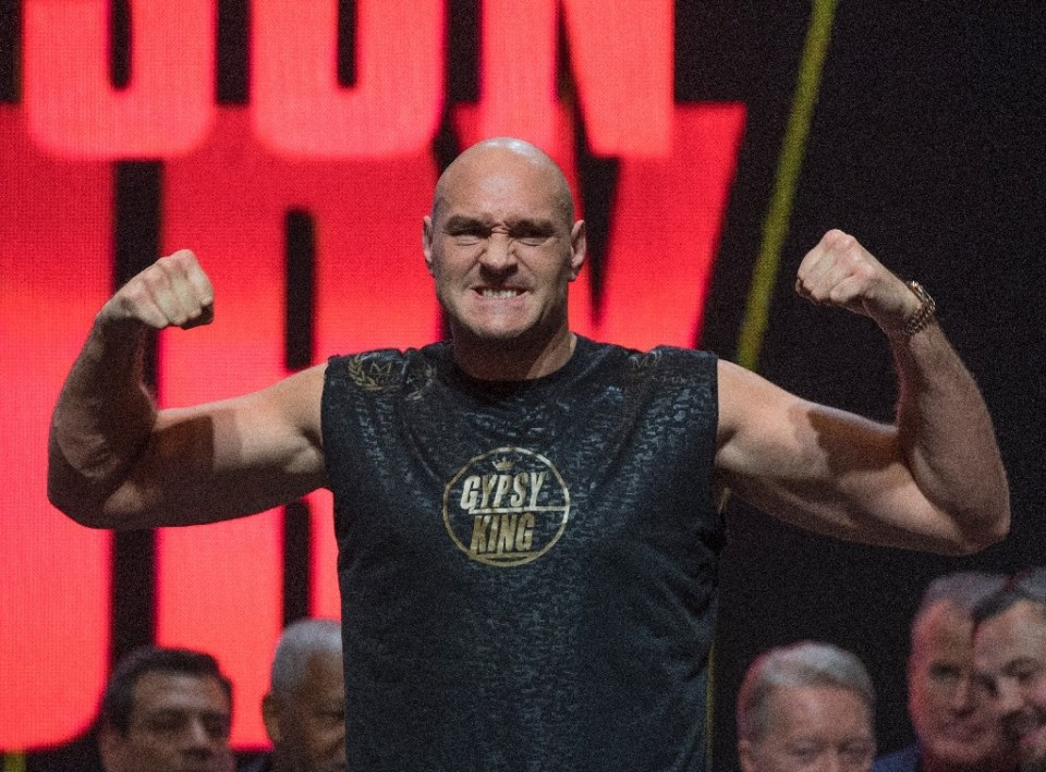 Britain's Tyson Fury is now a two-time world champion after defeating US boxer Deontay Wilder - Mark RALSTON / ©AFP
