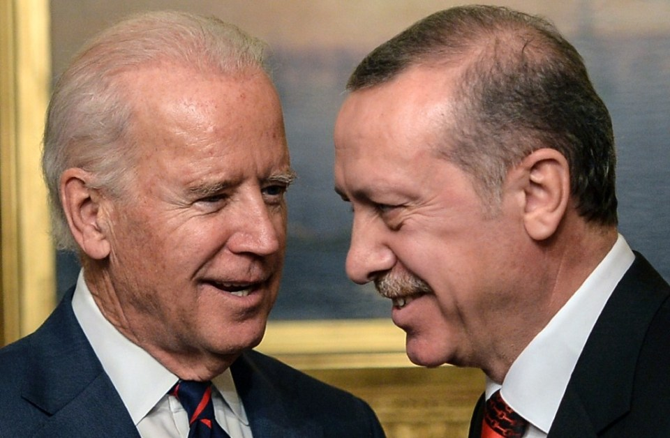 Erdogan angrily denounced the US administration for not immediately accepting Ankara's account of the killings - Bulent KILIC / ©AFP