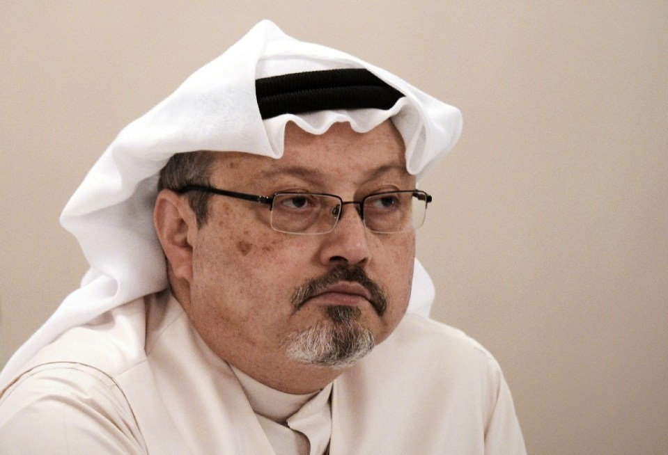 Saudi journalist Jamal Khashoggi, who was murdered by Saudi agents in the country's consulate in Istanbul in October 2018 - MOHAMMED AL-SHAIKH / ©AFP