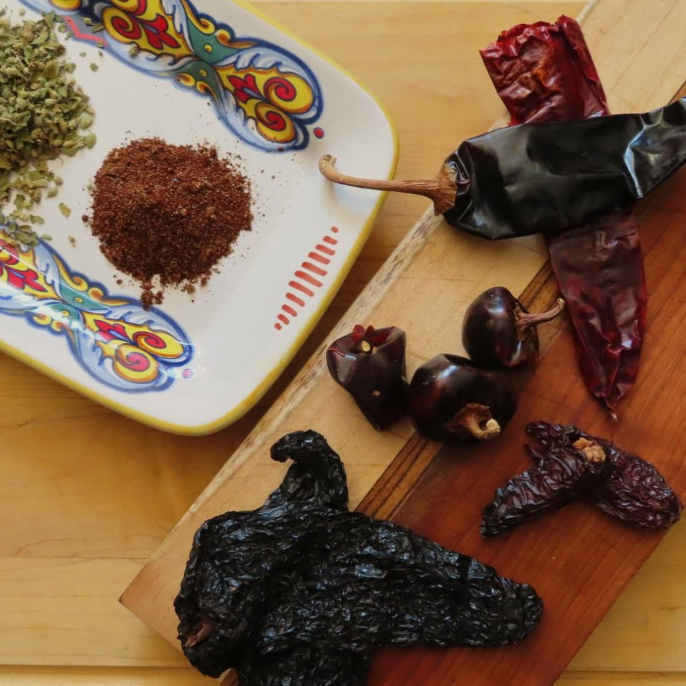 Chipotle Chili Powder bpf004-030