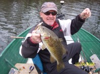 eds largemouth green boat