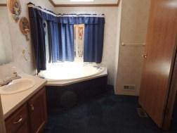 Cabin 10, Master Bath