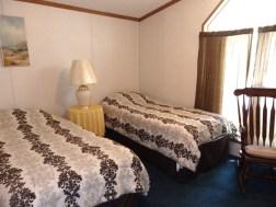 Cabin 10, Bedroom