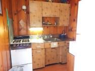 Cabin 7, Kitchen Area