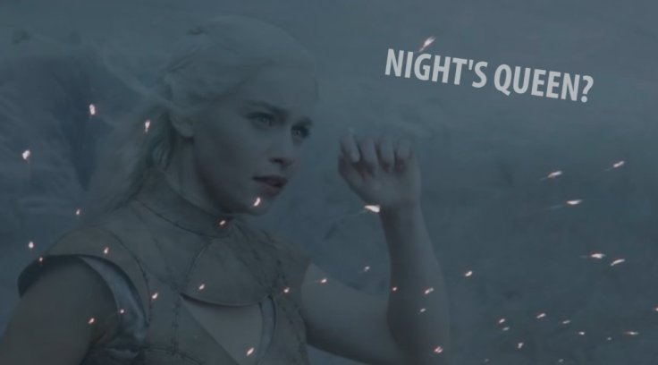 Dany the Night Queen