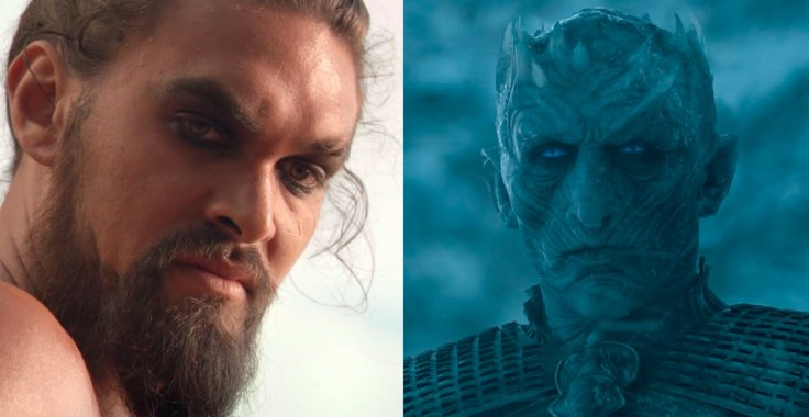 Is Drogo a version of the Night's King?