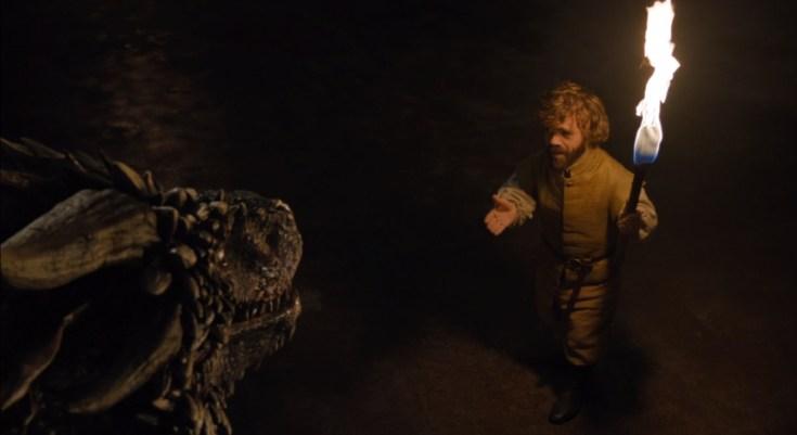 Dragons like Tyrion