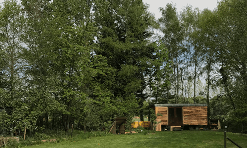 BlueWoods natuur camping jaarplaatsen