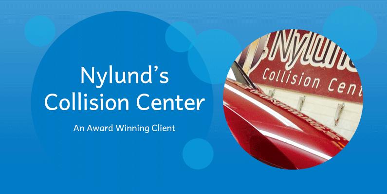 Blue Zenith Website Release: Nylund's Collision Center