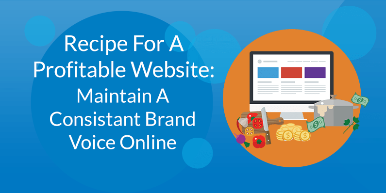 Maintain a Consistent Brand Voice Online