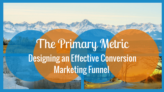 Designing an Effective Conversion Marketing Funnel