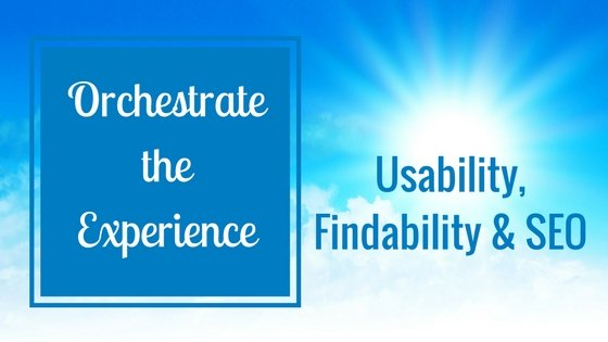 Usability, Findability and SEO