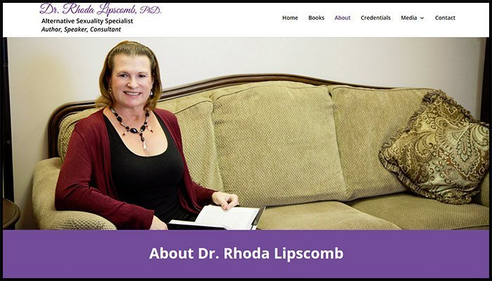 Dr. Rhoda Lipscomb Website