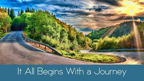 It All Begins with a Journey
