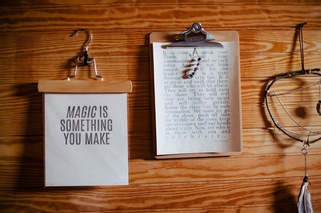 Add Magic to Your Vision