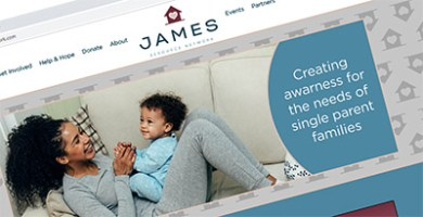 Blue Zenith supports James Resource network