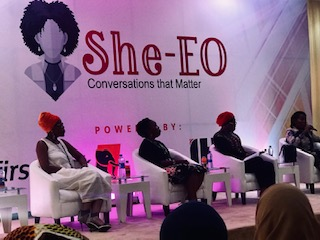 She-EO Conservation that matter
