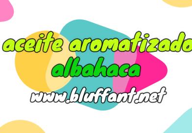 Vídeo receta de aceite aromatizado de albahaca