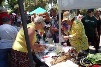 Jewelry was a big hit