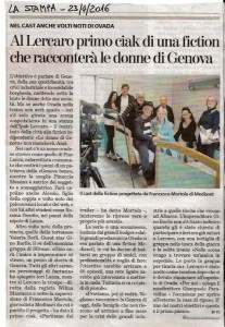 2016 La Stampa FictionTV