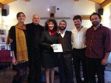 spettacolo musicale dedicato ai Borghi più belli d'Italia