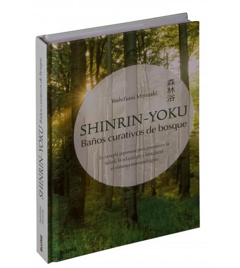 ShinrinYoku Baos curativos de bosque  Blume