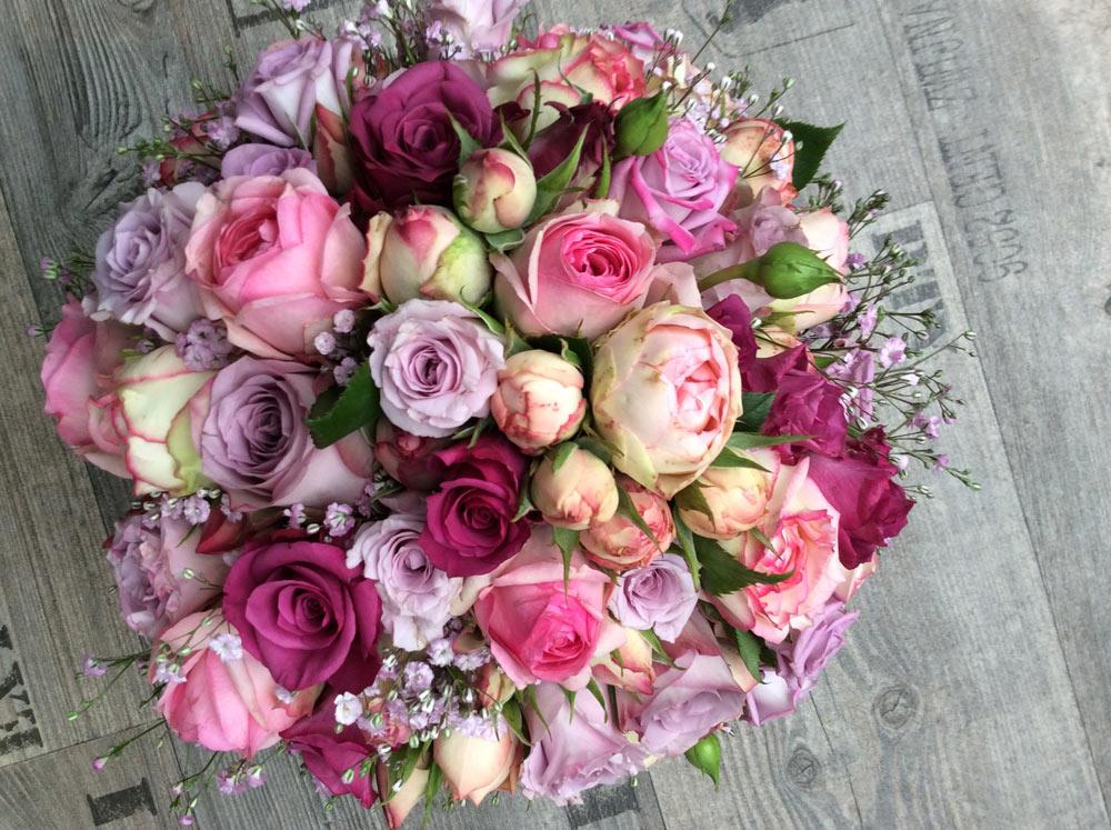 Blumendekoration Blumen fr die Hochzeit im Landkreis Harburg