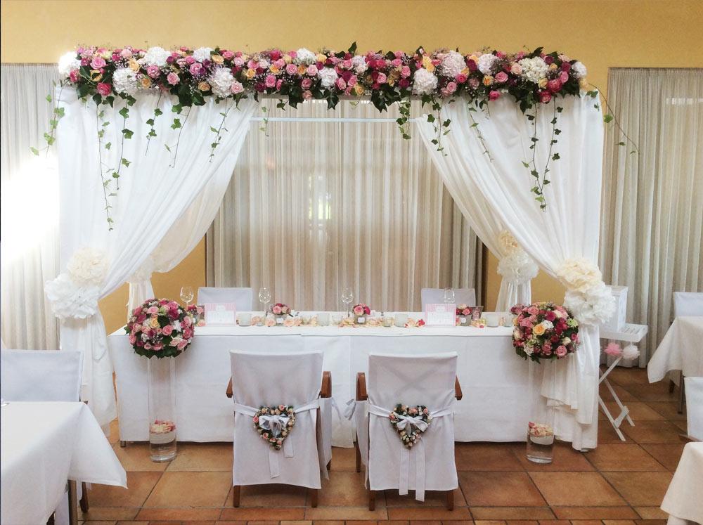 Hochzeit  blumen kaiser