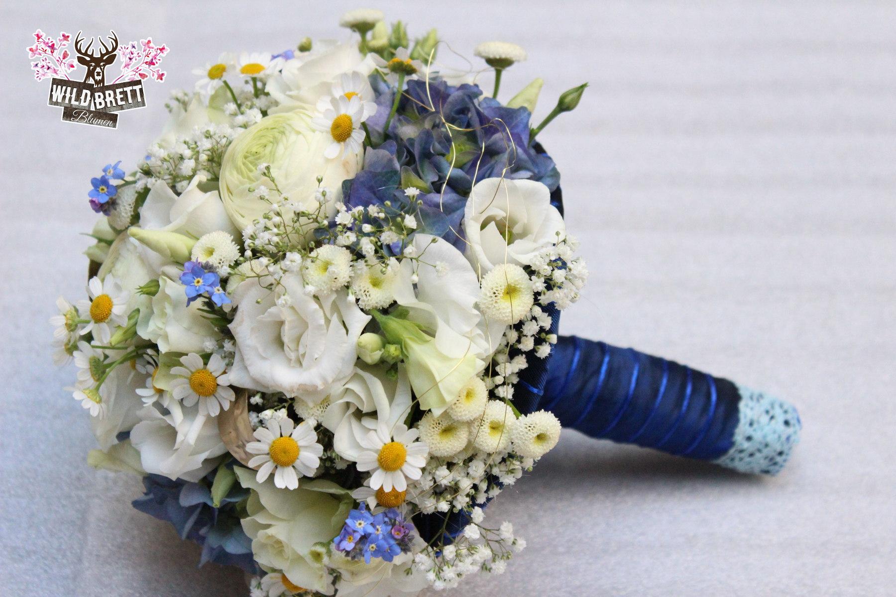 Blaue Blumen Hochzeit Bunte Diy Sommerhochzeit Blumen Pinterest Boho