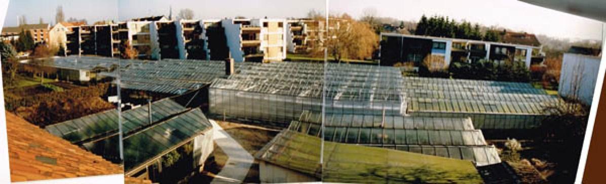Aluhaus Neubau 1989