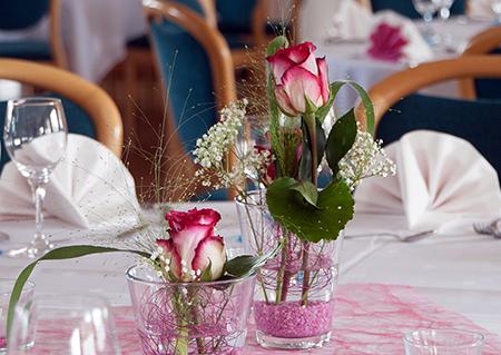 Hochzeitsfloristik in Melle  Blumenhof Barkmeyer