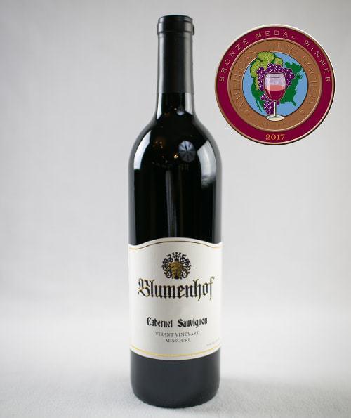 2017 AWS Wine Competition - 2014 Cabernet Sauvignon