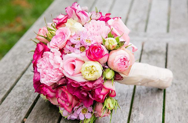 Hochzeit  Blumenmanufaktur Otterndorf