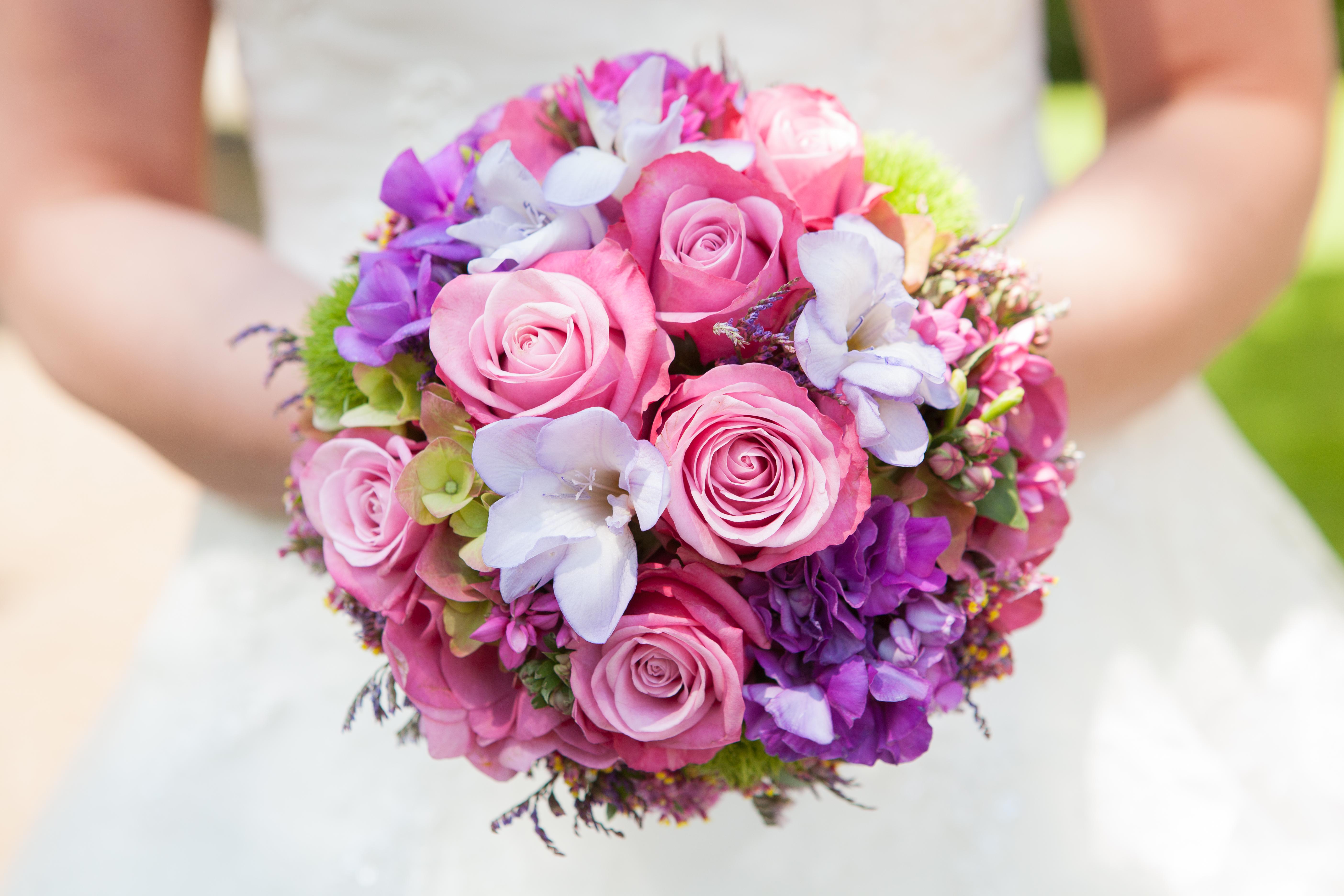 Der Brautstrau  welche Blumen sind beliebt  Pflanzenblog