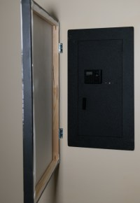 Concealing Your Safe Behind a Canvas - BlumSafe