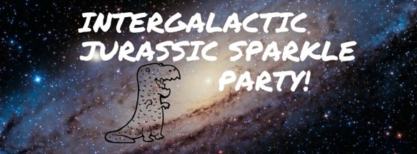 mgv-intergalactic-jurassic-sparkle-party-poster