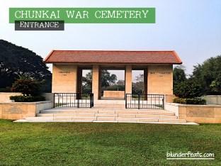 Chunkai War Museum, Kanchanaburi, Thailand - Entrance 1