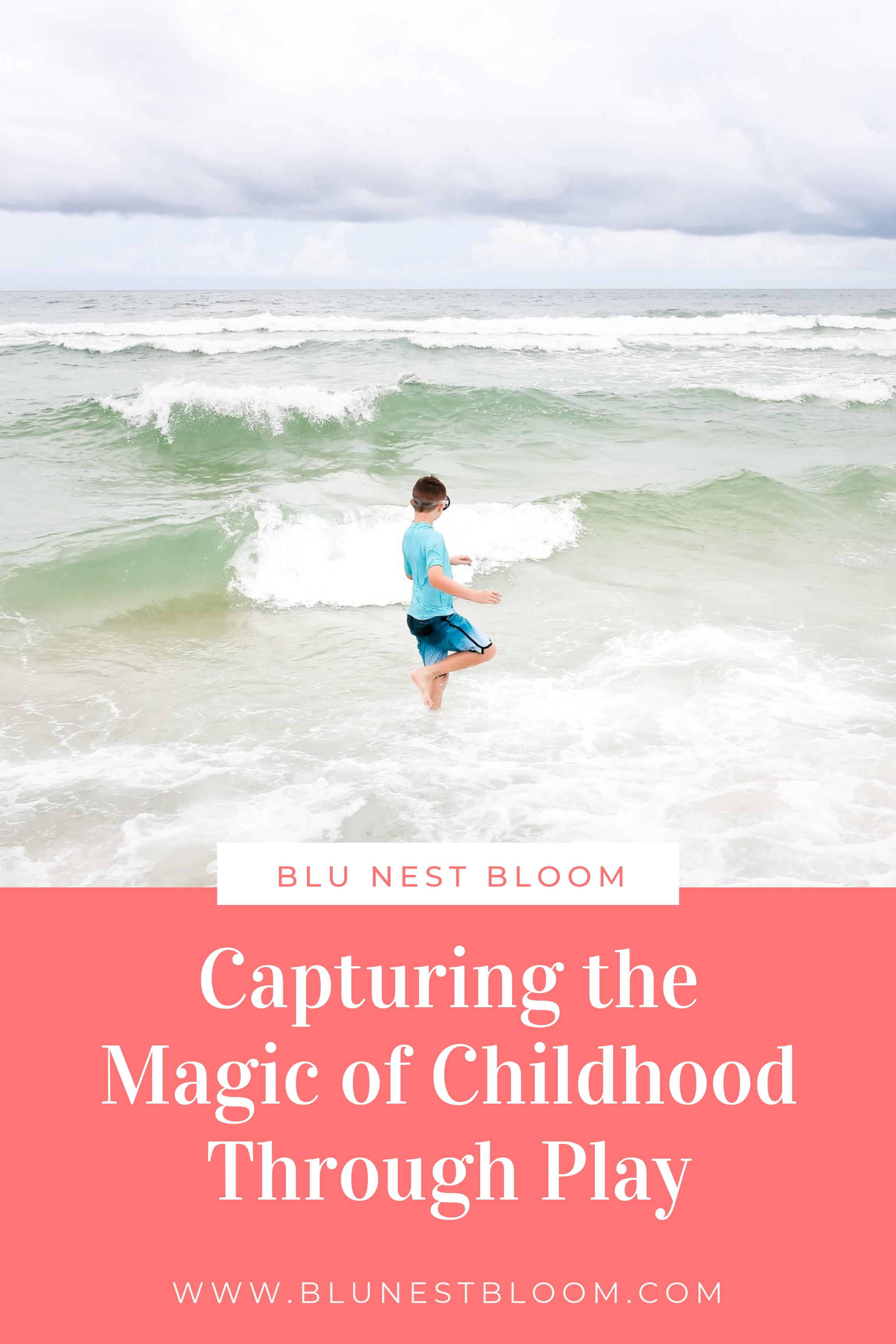 Capturing the Magic of Childhood Through Play