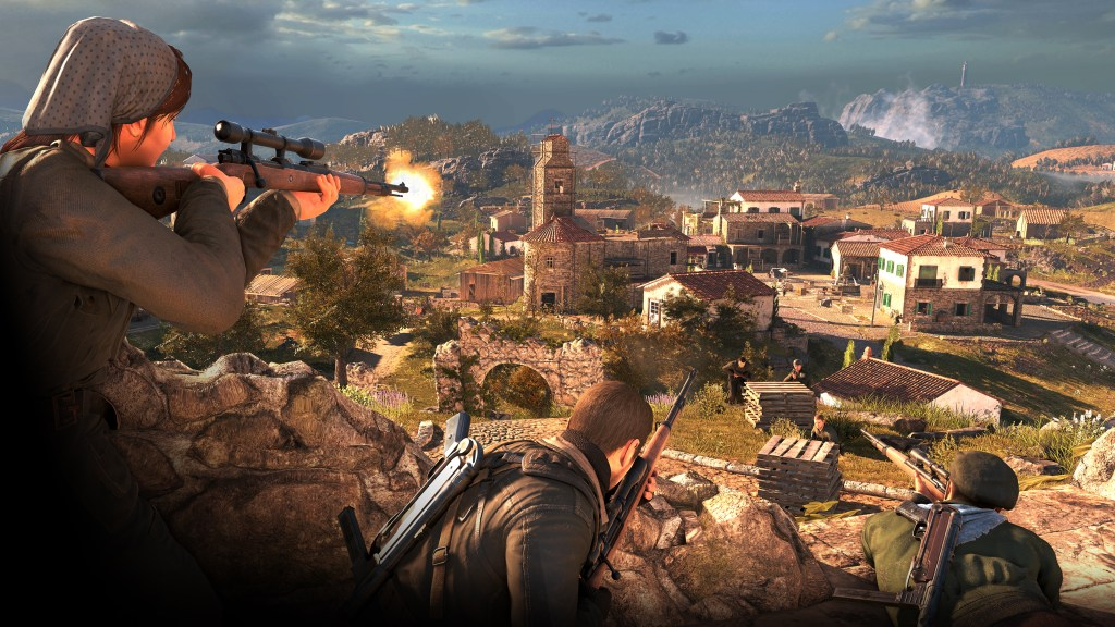 , The Best Sniper Games to play during Self Isolation.