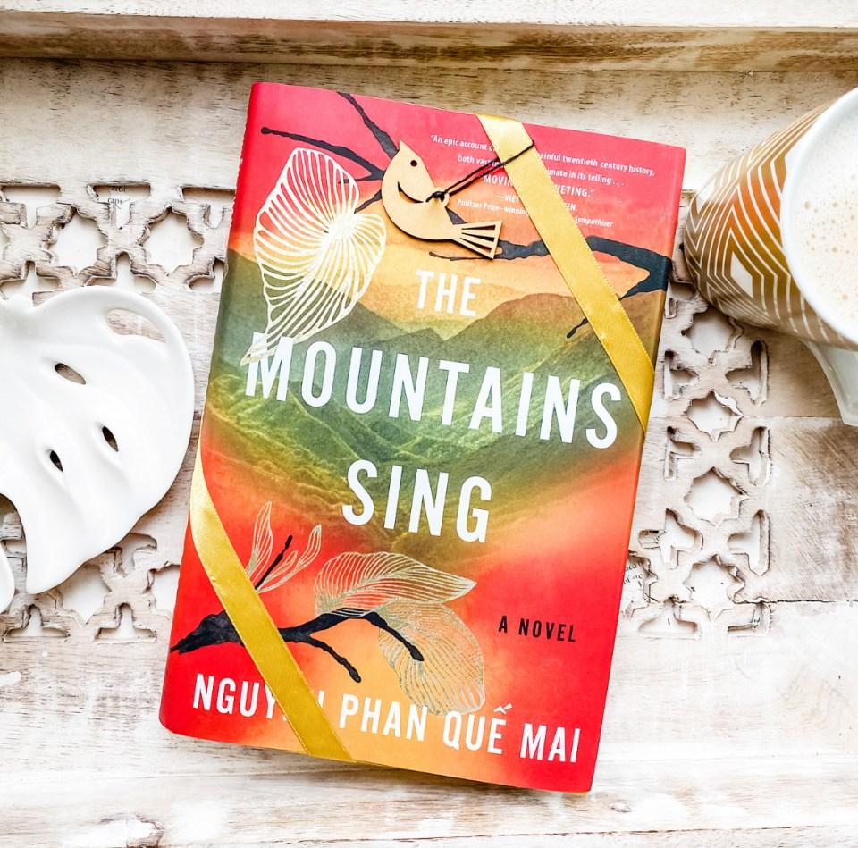 The Mountains Sing của tác giả Nguyễn Phan Quế Mai đạt giải thưởng Văn học vì Hòa bình của Mỹ   The Millennials Life   Blunt Scissors Book Reviews