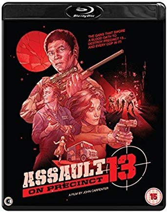 assault on precint 13 blu ray