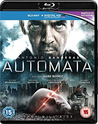 automata blu ray review