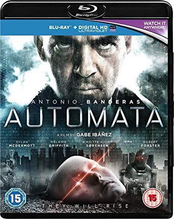 automata blu ray review