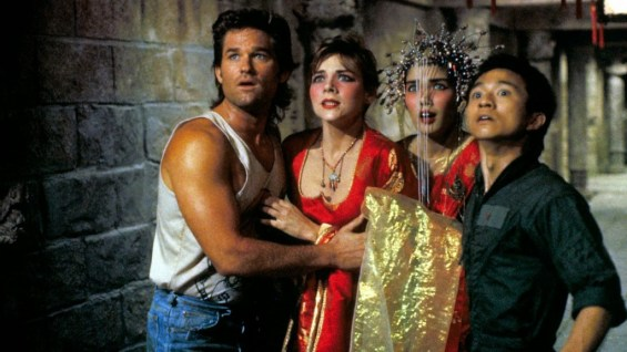 big trouble in little china cast
