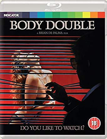 body double blu ray review