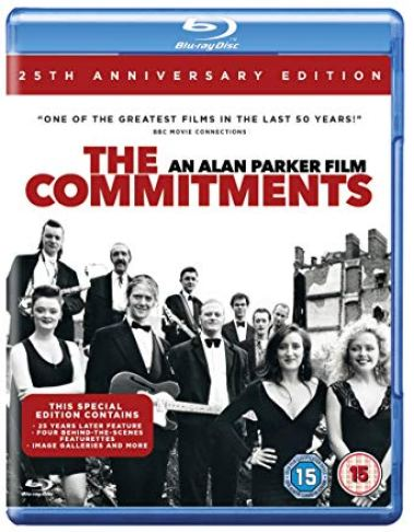 commitments blu ray review